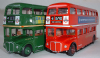 EFE 99917 LONDON TRANSPORT MUSEUM LIMITED EDITION BUS SET 6 - PRE OWNED